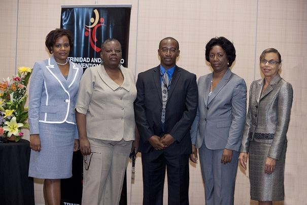 Members of CAROSAI Executive Committee