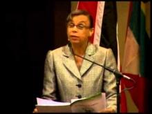 Sharman Ottley, Auditor General T&T, presentation at the IX Congress of Caribbean Organisation of Supreme Audit Institution